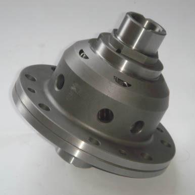 Блокировка Вал Рейсинг винтового типа для моделей Mazda 2, 3, 5, 6 и другие автомобили с КПП ib-5 передний привод с коэффициентом блокирования до 70 %