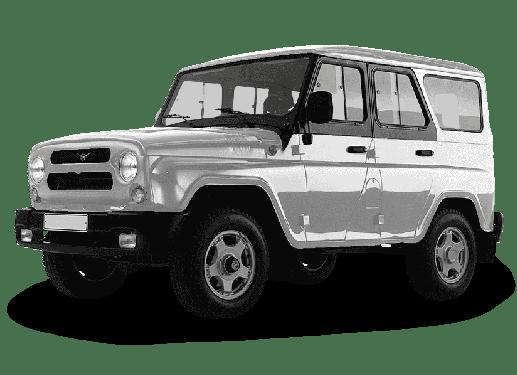 Блокировка дифференциала на УАЗ 469 в военные и гражданские мосты